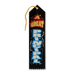 A Great Principal Ribbon