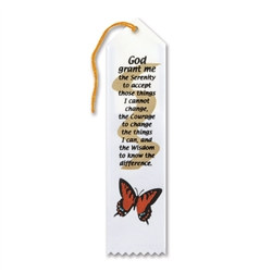 Serenity Prayer Ribbon