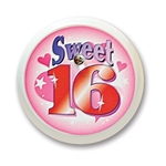 Sweet 16 Blinking Button
