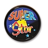 Super Star Blinking Button