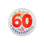 60 and Sensational Satin Button