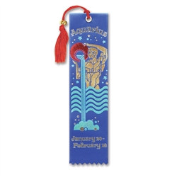 Aquarius Bookmark