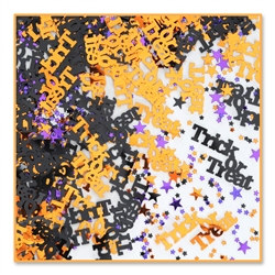 Trick Or Treat Confetti
