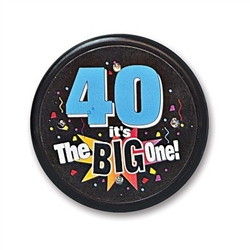 40 It's The Big One Flashing Button