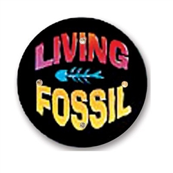 Living Fossil Flashing Button