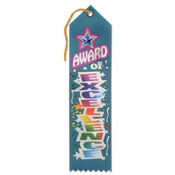 Award of Excellence Jeweled Ribbon