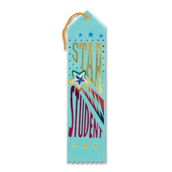 Star Student Jeweled Ribbon
