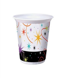 Life Is Great Plastic Cups (8/pkg)