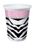 Bachelorette Party Plastic Cups (8/pkg)