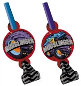 Monster Truck Party Blowouts (8/pkg)