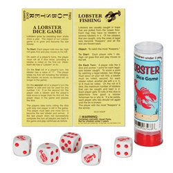 Lobster Dice Game