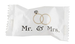 Mr. & Mrs. Buttermint Creams (50/pkg)