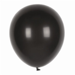 Brown Latex Balloons (12/pkg)