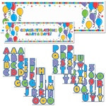 Birthday Personalized Banner Kit