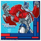 Transformers Lunch Napkins (16/pkg)