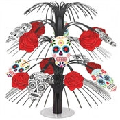 Day of the Dead Cascade Centerpiece