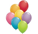 Assorted Latex Balloon (8/pkg)