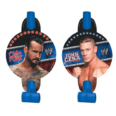 WWE Blowouts (8/pkg)