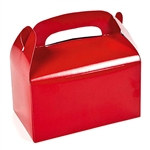 Red Treat Boxes (12/pkg)