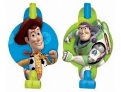 Toy Story Party Blowouts (8/pkg)