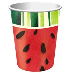 Watermelon Treat Hot/Cold Cups (8/pkg)