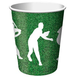 Baseball Party Hot/Cold Cups