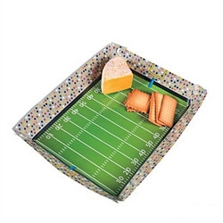 Football Stadium Tray
