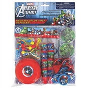 Avengers Mega Mix Value Pack