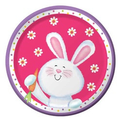 Happy Easter Dessert Plates (8/pkg)