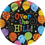Over the Hill Balloons Lunch Plates (8/pkg)