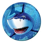 Shark Lunch Plates (8/pkg)