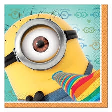 Despicable Me Beverage Napkins (16/pkg)