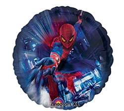Spiderman Mylar Balloon