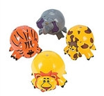 Inflatable Jungle Animal Beach Balls