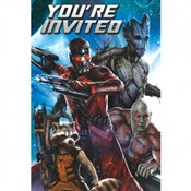 Guardians of the Galaxy Invitations (8/pkg)