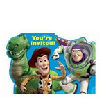 Toy Story Invitations (8/pkg)