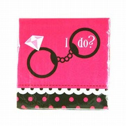 I Do? Beverage Napkins (16/pkg)
