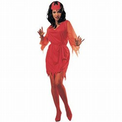 Adult Sexy Devil Costume