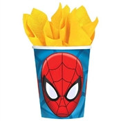 Spider-Man Hot/Cold Cups (8/pkg)
