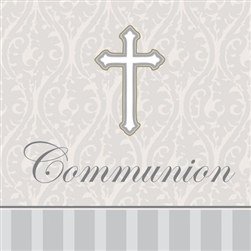 Communion Beverage Napkins (16/pkg)