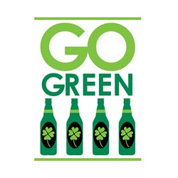 Go Green Beverage Napkins (18/pkg)