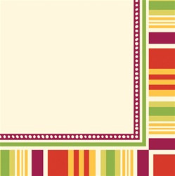 Southwest Chilies Lunch Napkins