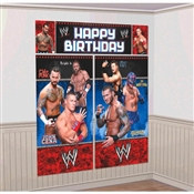 WWE Scene Setter Wall Dec Kit