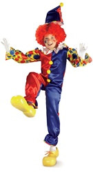 Child Clown Costume (Large)
