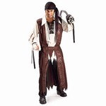 Adult Caribbean Pirate Costume