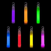 Colored Glow Sticks