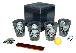 Arrrrg Matey! Shot Glass Game