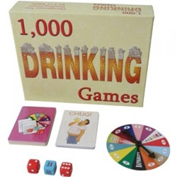 1,000 Drinking Games