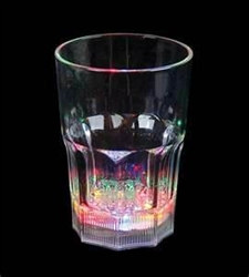 Led Flashing Drink Glass (1/pkg)