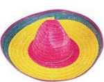 Multi-Color Sombrero